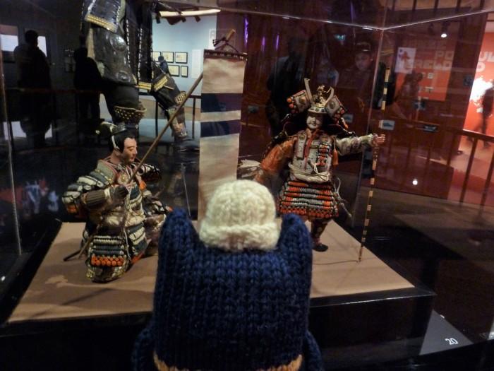 Beastie-Sized Samurai in Antwerp - CrawCrafts Beasties