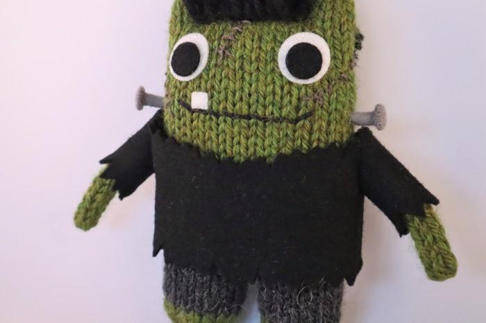 Frankenstein's Monster Beastie - CrawCrafts Beasties