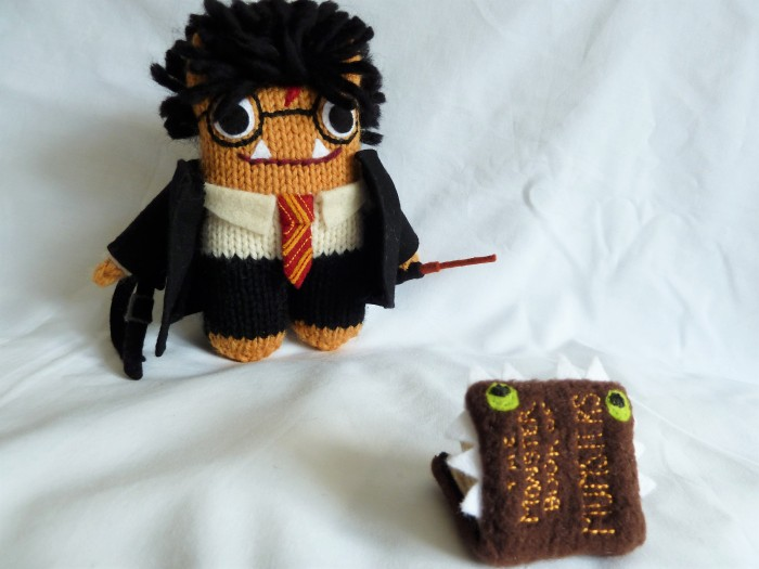 Monster-Taming, Harry Potter Style! CrawCrafts Beasties