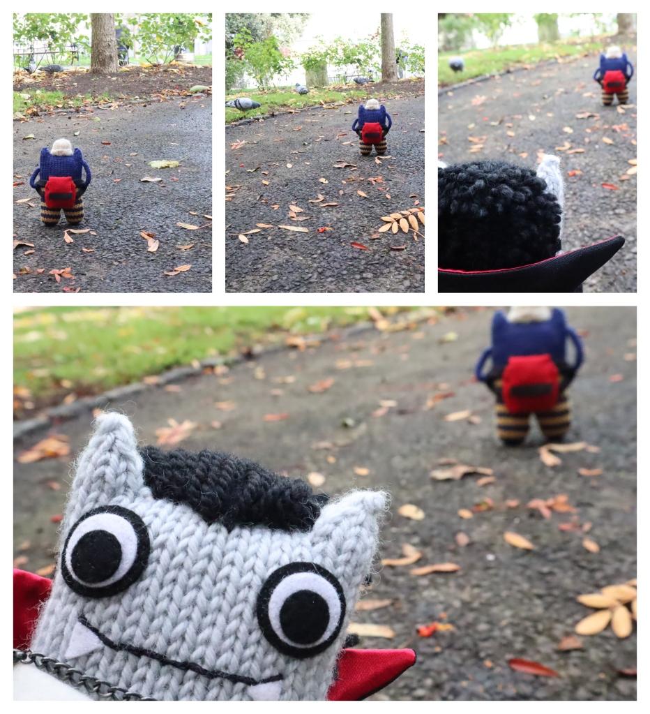 Run Away! CrawCrafts Beasties