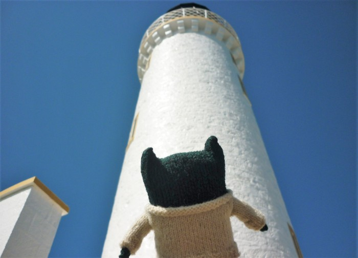 Paddy at the Lighthouse - H Crawford/CrawCrafts Beasties