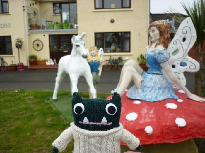 Unicorns and Fairies - Paddy and Plunkett - CrawCrafts Beasties