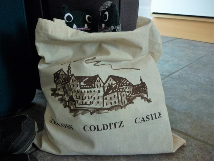 Destination - Colditz? H Crawford/CrawCrafts Beasties