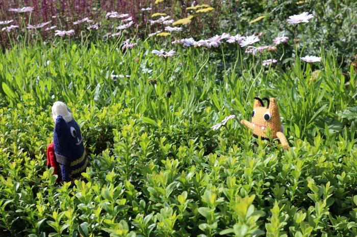 Beasties in the Botanic Gardens - CrawCrafts Beasties