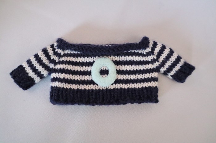 Beastie Sweater - Special Birthday Commission by CrawCrafts Beasties