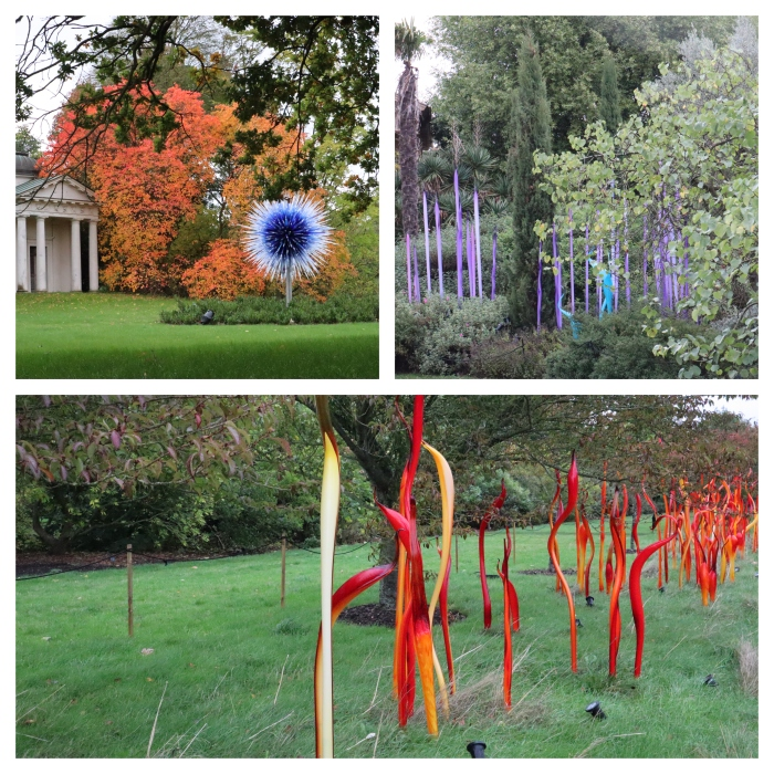 Glowing Glass - Chihuly at Kew - CrawCrafts Beasties