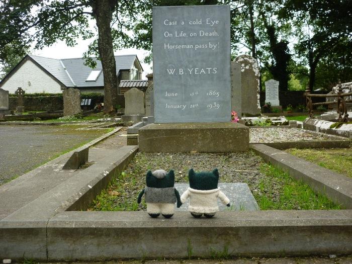 Yeats's Final Resting Place in Sligo - H Crawford/CrawCrafts Beasties