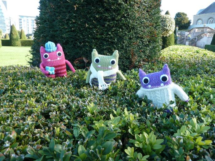 Hedge Beasties - CrawCrafts Beasties