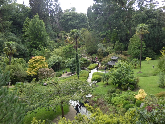 The Japanese Garden at Powerscourt - B Crawford/CrawCrafts Beasties
