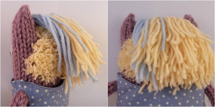 Witchy Beastie Hairstyle, by CrawCrafts Beasties