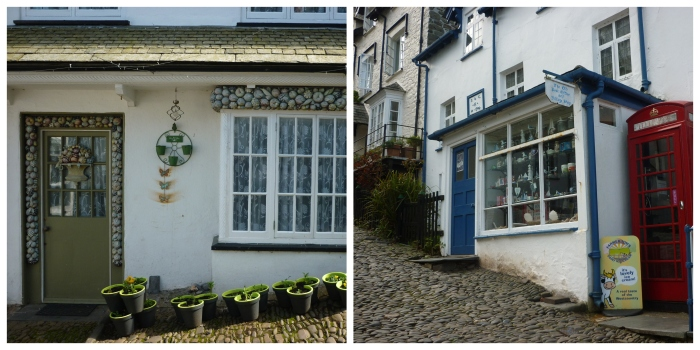 Clovelly Shops and Houses - H Crawford/CrawCrafts Beasties