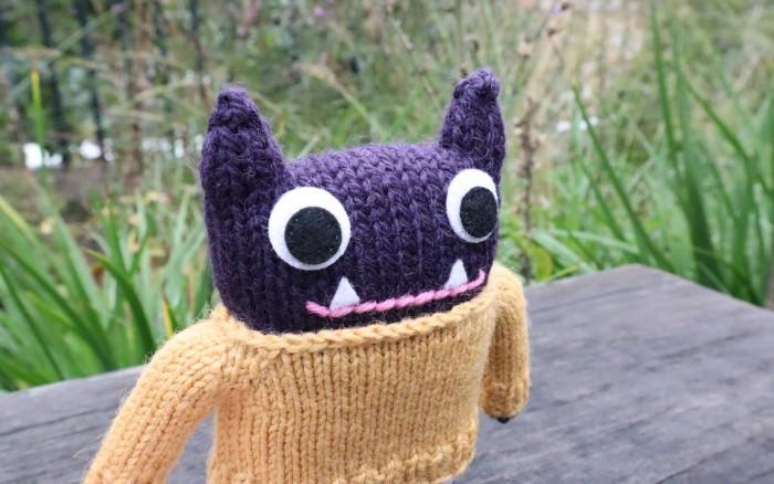 Woolly Jumper Beastie, by CrawCrafts Beasties