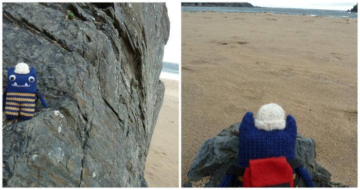 Rock Climbing Time! CrawCrafts Beasties