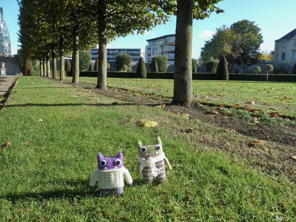 Autumn Sun - CrawCrafts Beasties