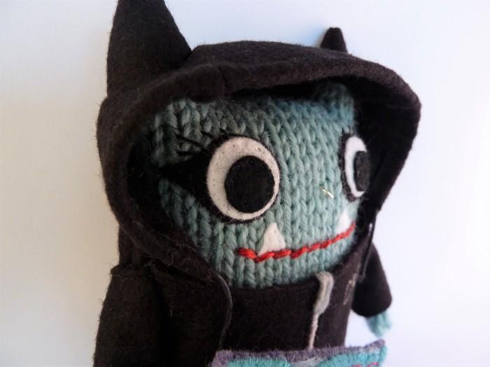 Weekes Beastie Hoodie, by CrawCrafts Beasties
