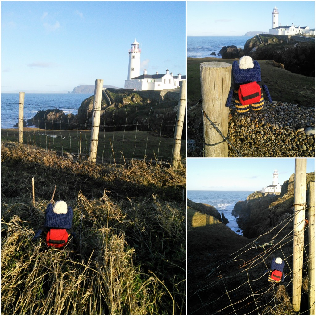 Can we reach the Lighthouse? CrawCrafts Beasties