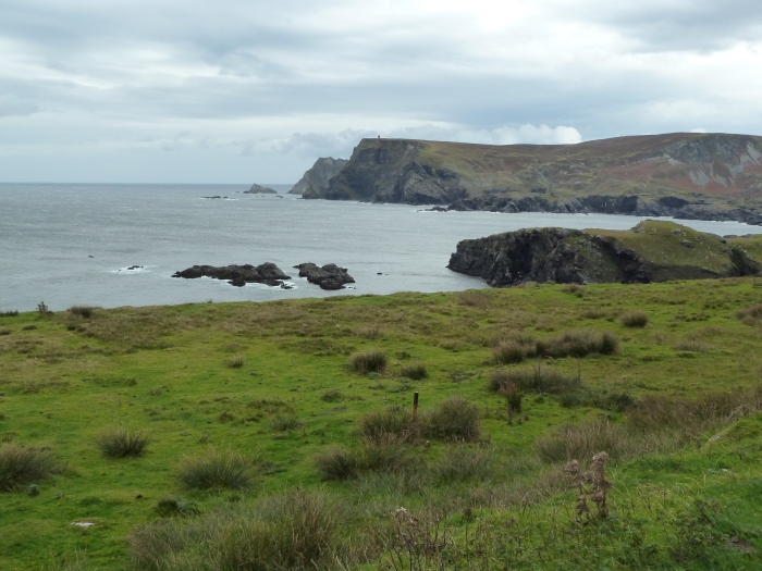The Cliffs at Glencolmcille - CrawCrafts Beasties