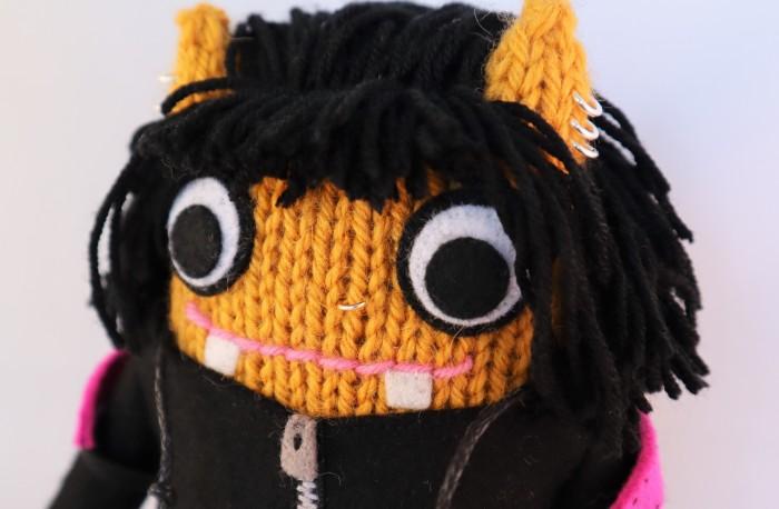 Beastie Jewellery and Hairstyle - CrawCrafts Beasties