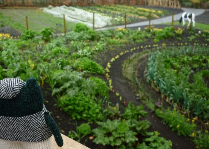 Plunkett, Eden Project Vegetable Garden - H Crawford/CrawCrafts Beasties