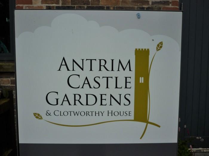 We're at Antrim Castle! H Crawford/CrawCrafts Beasties