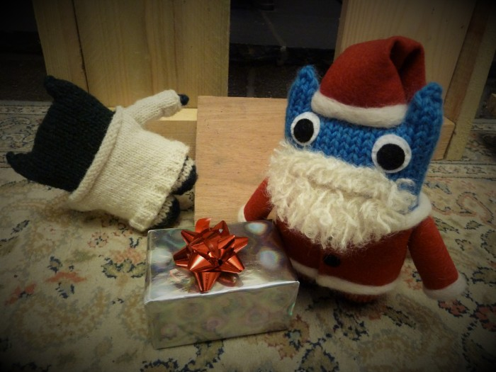 A Gift for Paddy - Beastmas 2018 - CrawCrafts Beasties