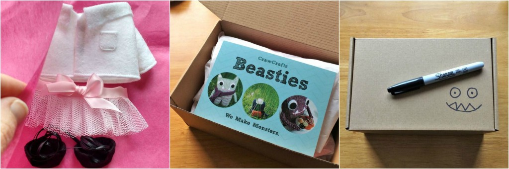 Ready to Go - Packing Commission Special Order - CrawCrafts Beasties