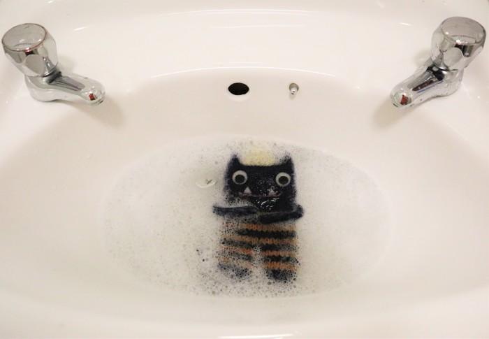 Beastie Bubble Bath - CrawCrafts Beasties