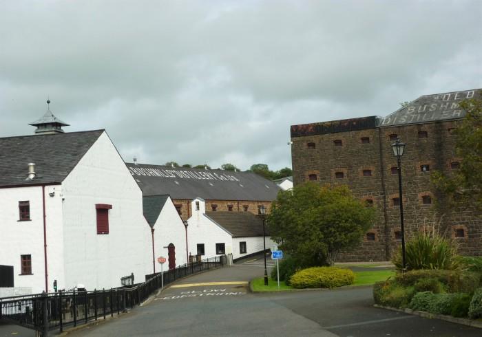 Old Bushmills Distillery - H Crawford/CrawCrafts Beasties