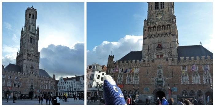 Belfort, Bruges - CrawCrafts Beasties