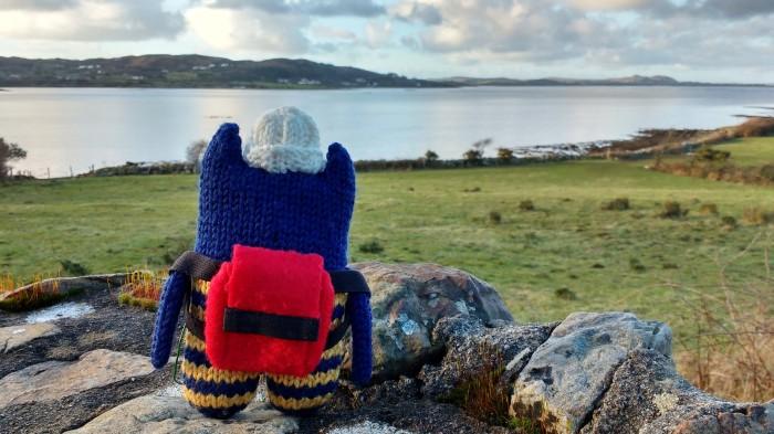 Mulroy Bay, Co Donegal - CrawCrafts Beasties
