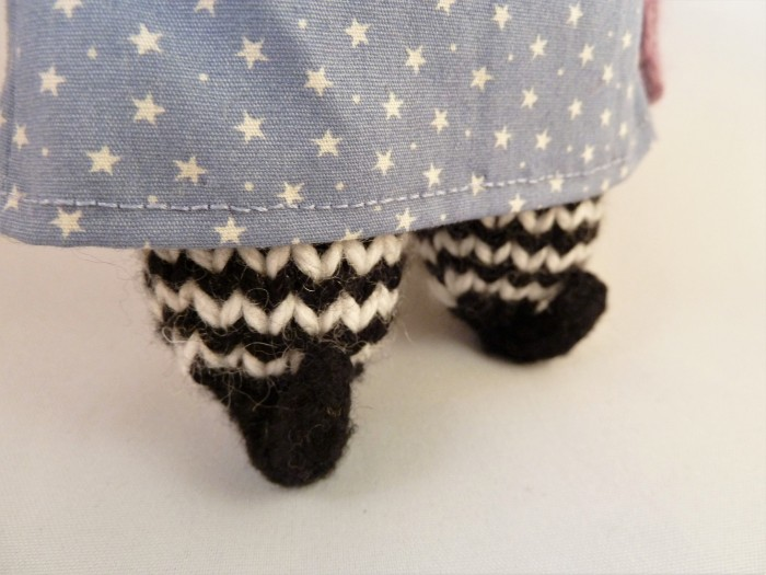 Curly-Toed Witchy Beastie Feet! CrawCrafts Beasties