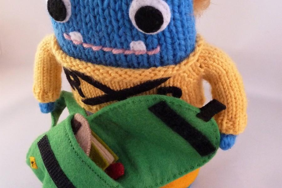 What's in the Beastie's Backpack? CrawCrafts Beasties