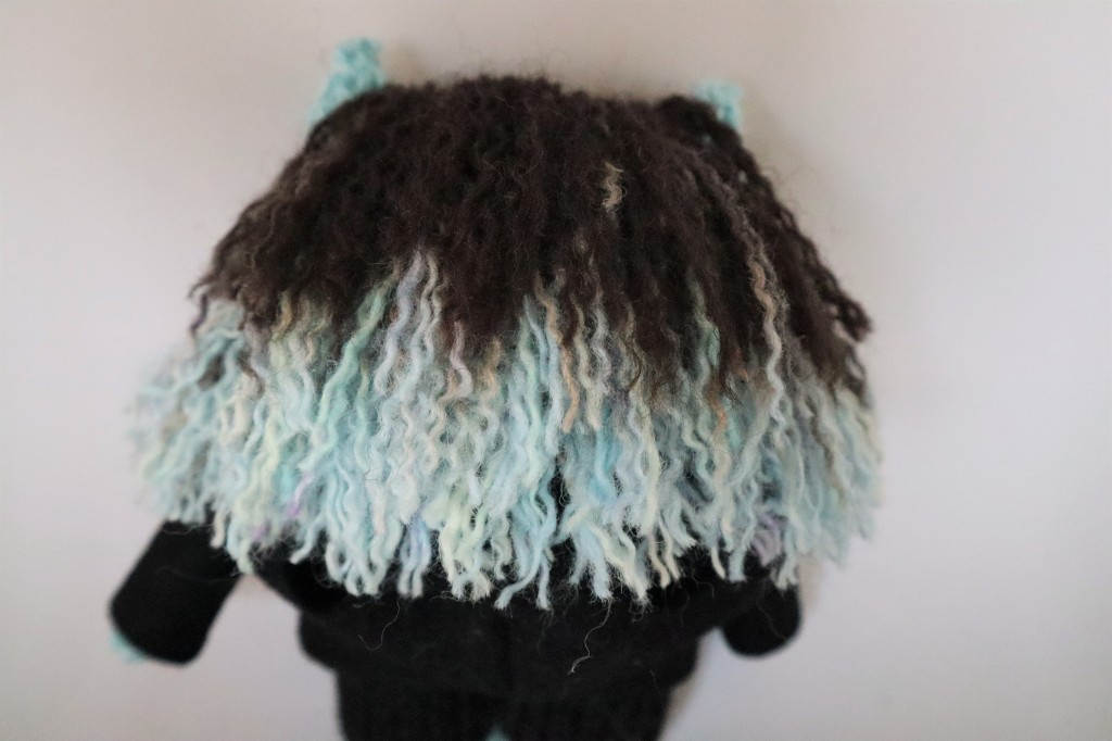 Beastie Hair Dye Project - CrawCrafts Beasties