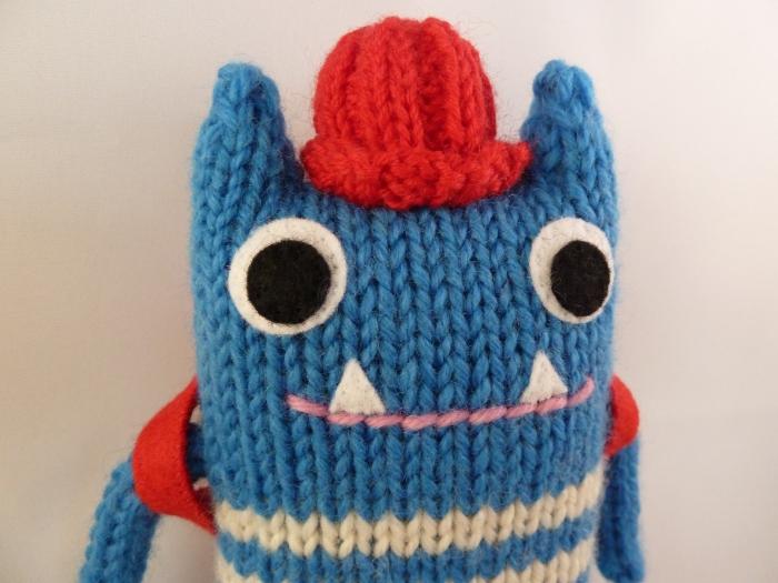 Beastie Smile! CrawCrafts Beasties