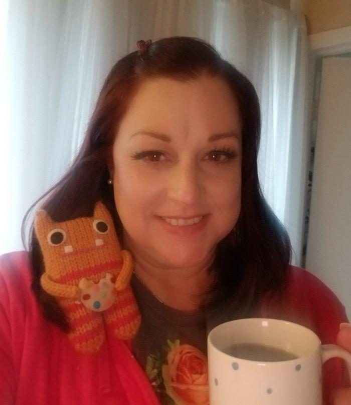 Melissa and Cookie Beastie - M Bruner/CrawCrafts Beasties