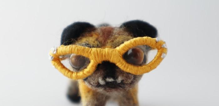 Marge Featured Image - Pug - CrawCrafts Beasties