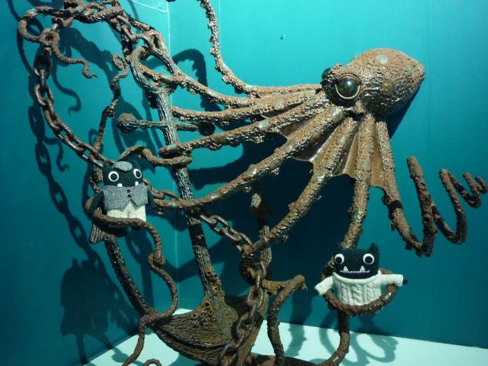Octopus Hug - H Crawford/CrawCrafts Beasties
