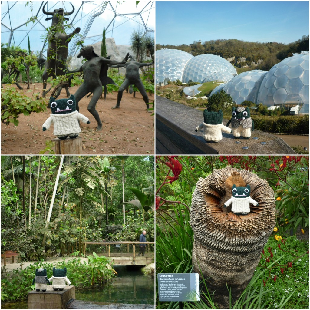 Eden Project Highlights - H Crawford/CrawCrafts Beasties