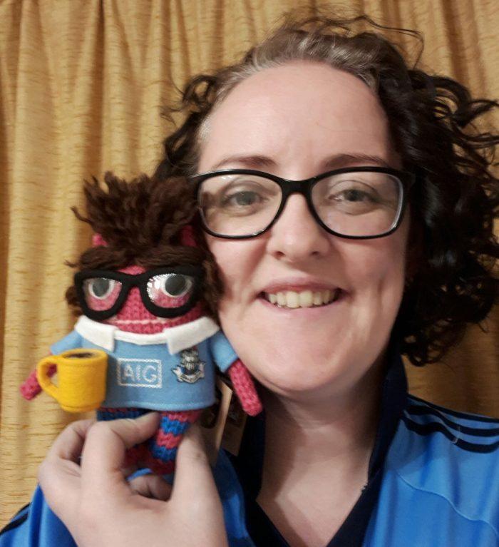 Two Happy Dublin Girls! CrawCrafts Beasties