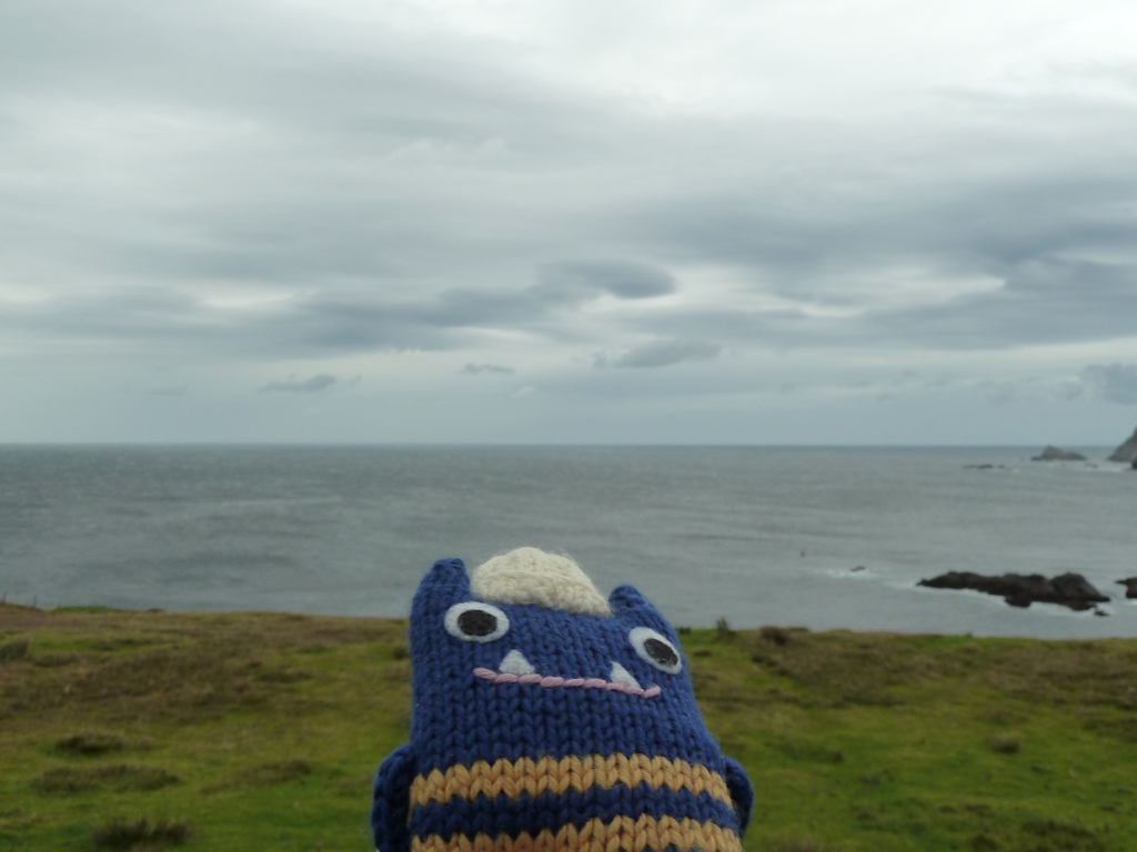 Windy Out Today! CrawCrafts Beasties