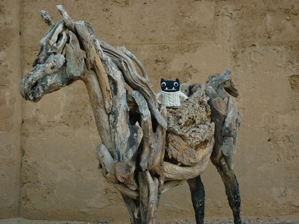 Paddy's Equine Friend - H Crawford/CrawCrafts Beasties