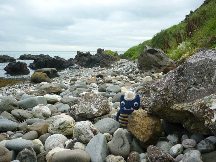 On the Beach - CrawCrafts Beasties