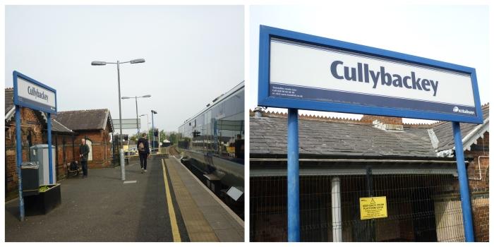 Cullybackey Station - Paddy and Plunkett - CrawCrafts Beasties