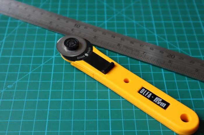 Rotary Cutter - Beastie Making Tools - CrawCrafts Beasties