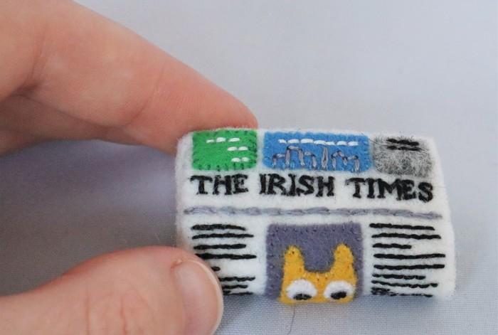 Beastified Irish Times - Beastie Accessories by CrawCrafts Beasties