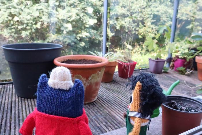 Balcony Garden Appraisal - CrawCrafts Beasties