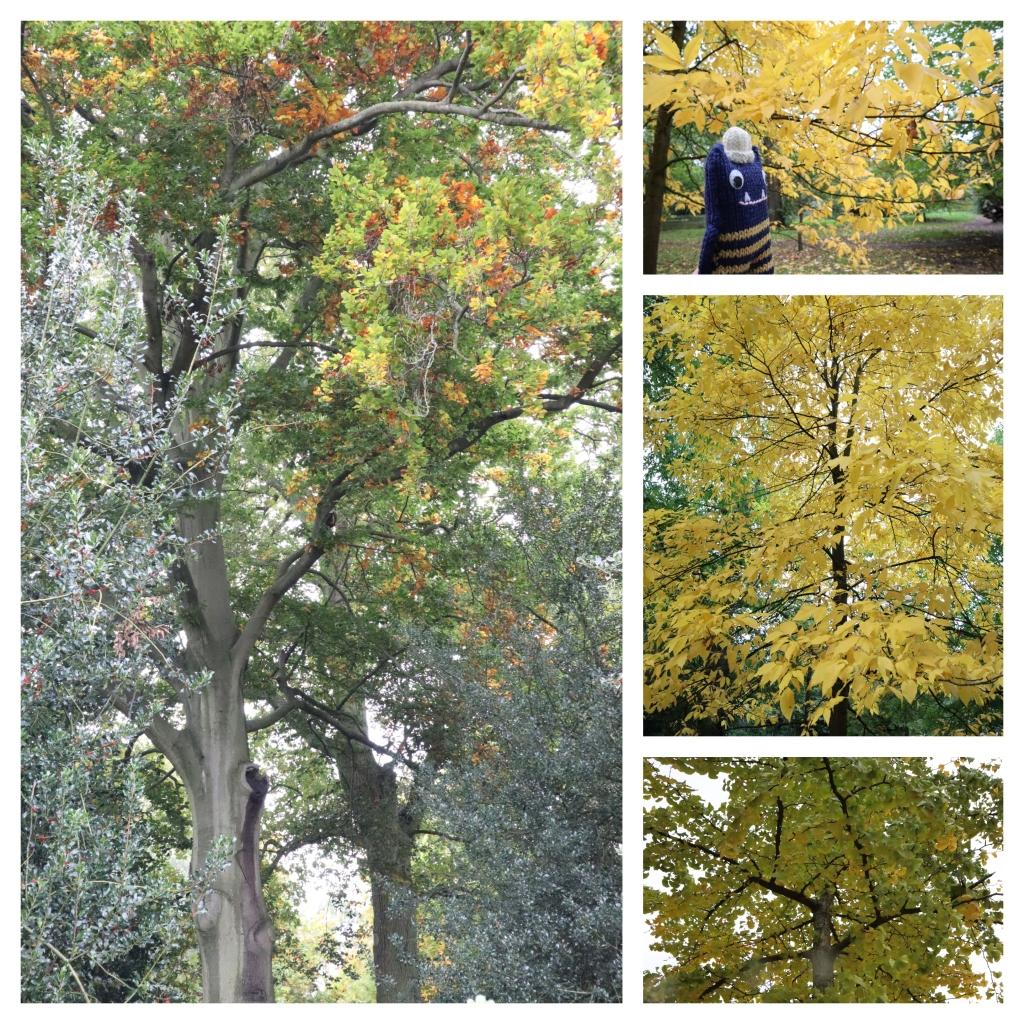 Autumnal Yellows - CrawCrafts Beasties