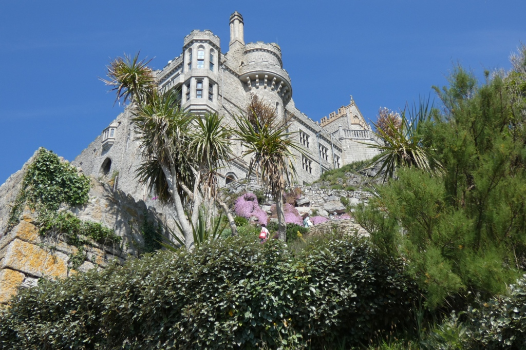 Tropical St Michael's Mount - Paddy and Plunkett -CrawCrafts Beasties