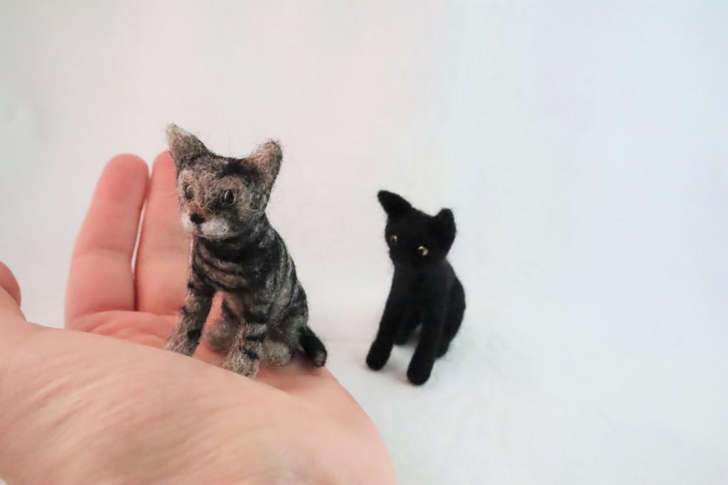 Another Beastie-sized Cat - CrawCrafts Beasties