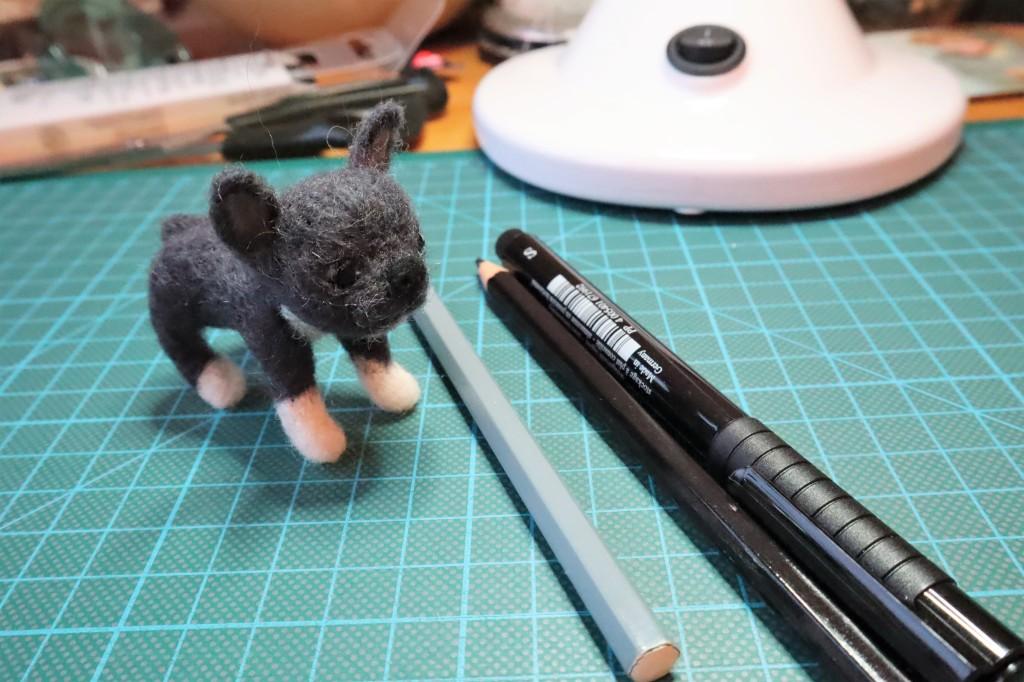 Miniature Fetch - CrawCrafts Beasties